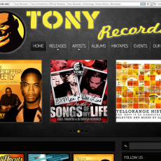 Tony Records